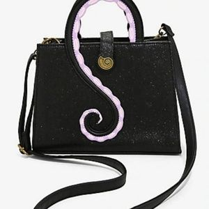 Ursula Caviar Bead and Glitter Handbag